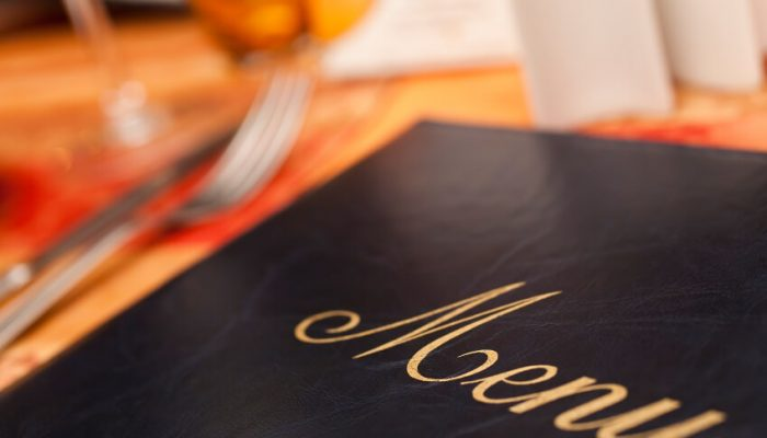 The Importance Of Menus